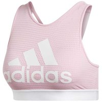 6945ca2a483 adidas Strappy Seamless Bra Purple buy and offers on Traininn