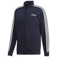 adidas Essentials 3 Stripes Tricot Track Top Regular