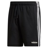 adidas Essentials 3 Stripes Single Jersey Shorts Regular