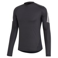 adidas Alphaskin Sport+ 3 Stripes Tee Regular
