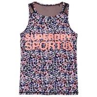 Superdry Active Mesh Panel