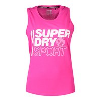 Superdry Core Sport Graphic Vest
