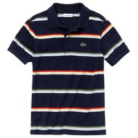 Lacoste Striped Cotton
