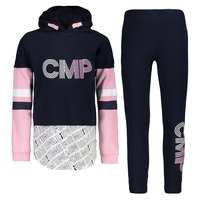CMP Girl Tracksuit