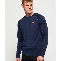 Superdry Active Loose Microvent