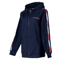 Tommy hilfiger Fleece Zip Up Hoody With Tape