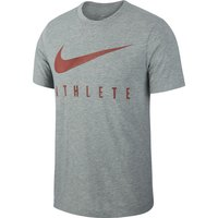 Nike Dri Fit Swoosh Athletic Seasonal Tee Regular