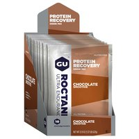 Gu Roctane Recovery 10 Units Box