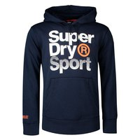 Superdry Core Sport Overhead