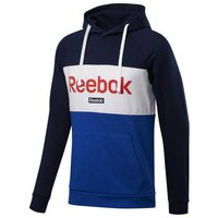 Reebok Training Essentials Linear Logo Over The Head