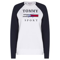 Tommy hilfiger Graphic Boyfriend Crew Neck