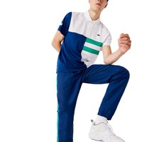 Lacoste Sport Colourblock Breathable Pique