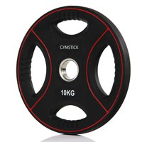 Gymstick Pro PU Weight Plate 10Kg Unit