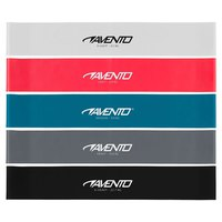 Avento Latex Resistance Band Set